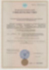 Компания по реставрации ванн официально зарегестрирована