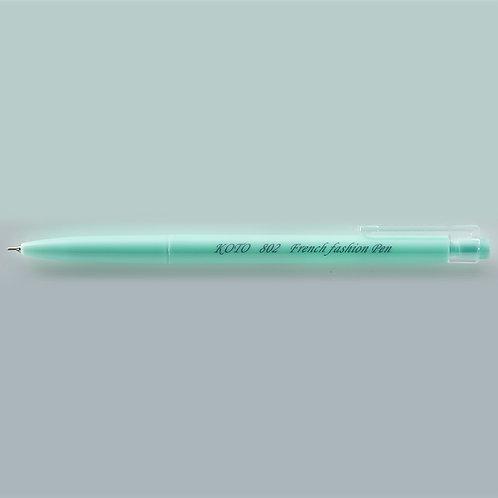 KOTO 802 低碳中油筆