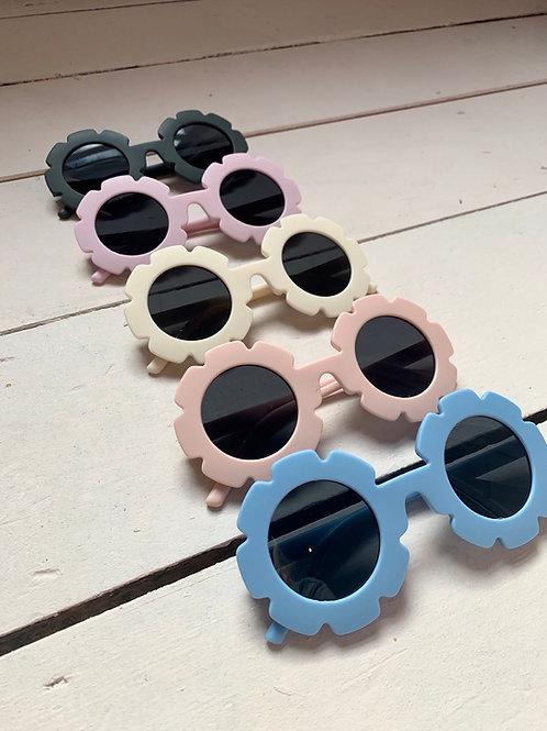 Children's Flower Sunglasses