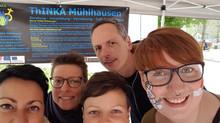 ThINKA Mühlhausen beim 6. Seifenkistenrennen des Jugendprojekts Boje