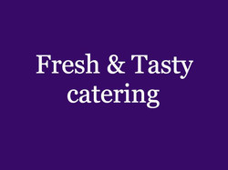 Fresh and Tasty Catering logo