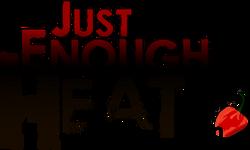 just enough heat logo