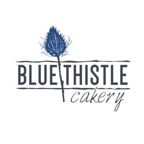 Blue Thistle Cakes logo