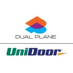 Dual Plane Unidoor Logo
