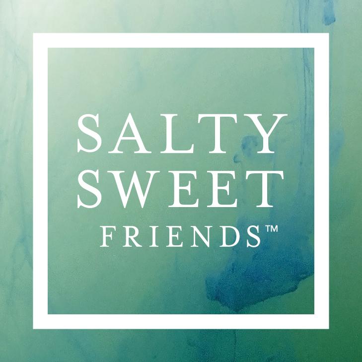 Salty Sweet friends logo