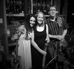 Shannon, Elizabeth, Drew