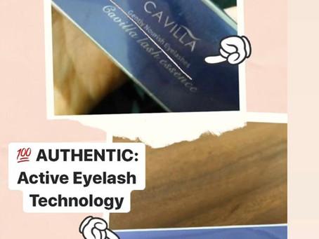 How to differentiate Authentic and Fake CAVILLA? - Cavilla Eyelash Serum -