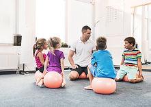 Fitness classes - Junior gym