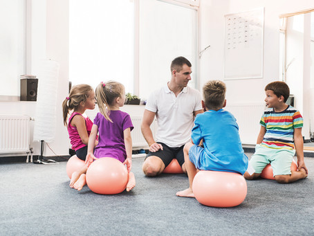 Pediatric PT: Does My Kiddo Need Physical Therapy?