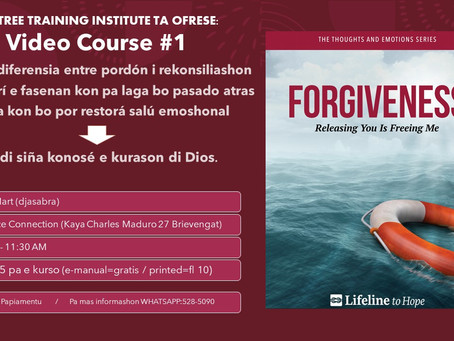 Training Biblical Counseling: Forgiveness