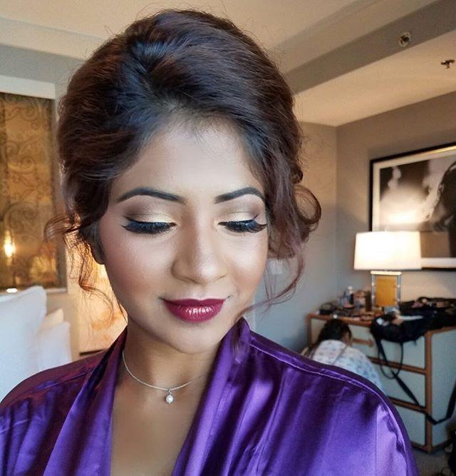 Makeup by _beautysavage25 💋 Hair by _yo