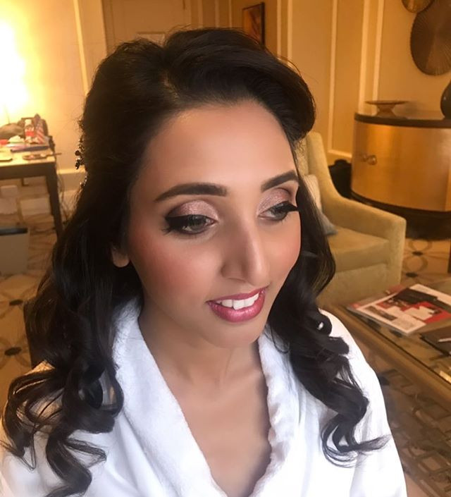 Bridal Hair & Makeup by Me 💋 #makeup #h