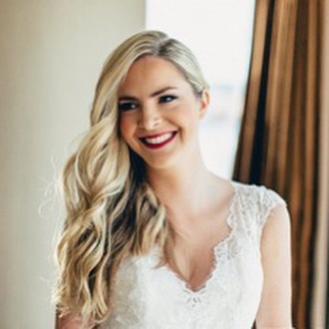 Beautiful Bride Michelle_) Hair and Make