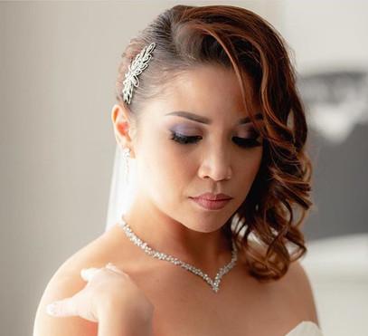 Beautiful bride _gueng28 on her wedding