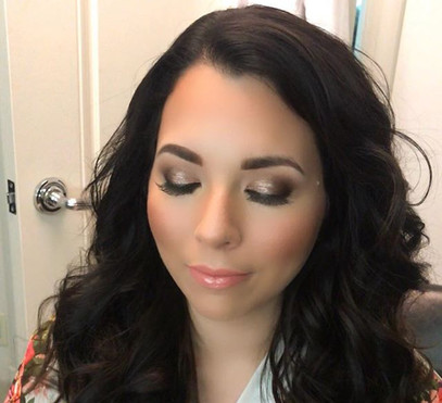 Bridal Hair & Makeup 💕 #Makeup #Hair #m