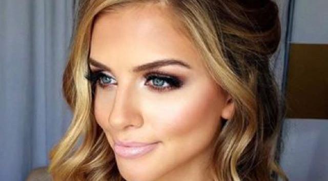 Bridal Hair & Makeup 💋 #makeup #hair #b