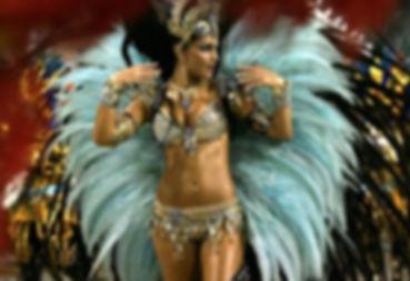 женщины бразилии на карнавале
