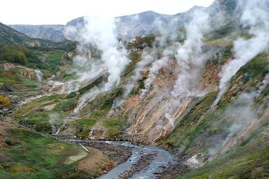 Долина гейзеров на острове Камчатка..jpg