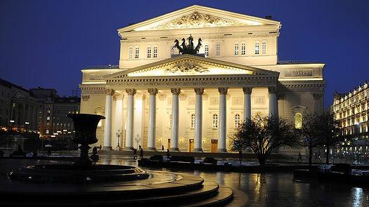 俄羅斯莫斯科大劇院