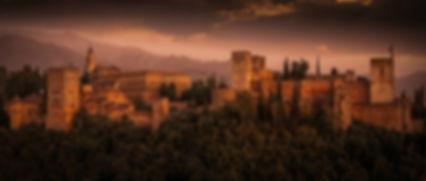Мавританская крепость Гранады
