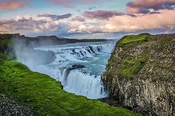 Гюдльфосс -золотой водопад Исландии.jpg