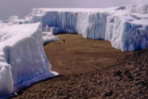 Ледник Фуртванглер, Гора Килиманджаро,.j