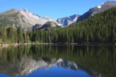 Озеро Большой медведь (Большое Медвежье