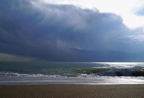 красота океана и моря