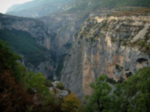 Ущелья Вердона, Вар - Альпы высокой пров