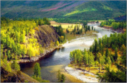 самые крупные  реки в мире