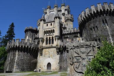 Замок Бутрон, Испания.jpg