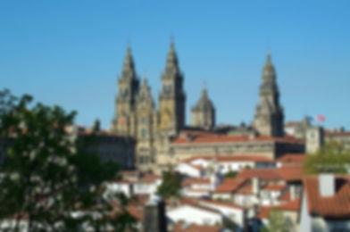 Собор Сантьяго-де-Компостела, Испания