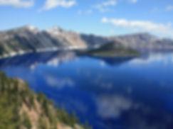 Кратерное озеро в Орегоне .jpg