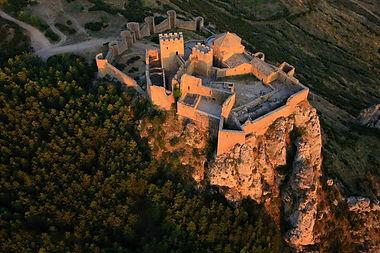 Замок Лоарре, Испания.jpg