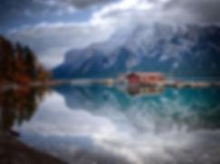 озеро Минневанка в Канаде.jpg