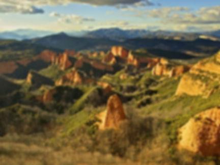 Золотые рудники Медулас, Испания