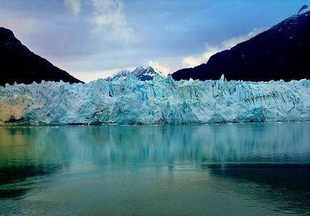Марджери Ледник, Ледниковый залив, Аляск