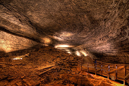 пещера мамонта в Кентукки.jpg