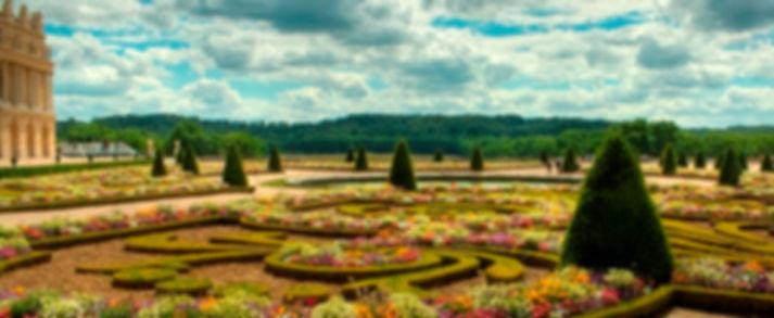 Шато де Версаль и его сады