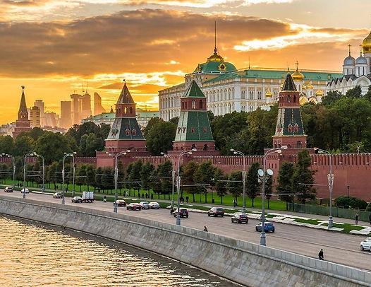 Ансамбль Московского Кремля и Красная пл