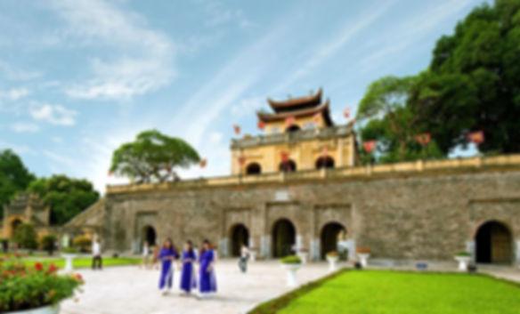Крепость Ханоя (либо Ханойская цитадель)