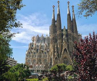 Храм Святого Семейства, Испания