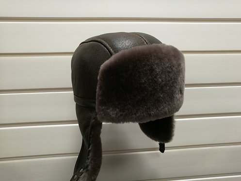 Мужская меховая шапка
