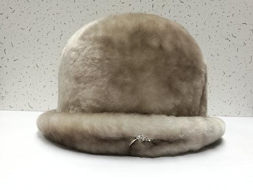Шляпа из мутона