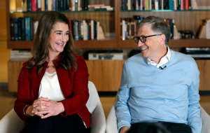 Melinda Gates Is Now A Billionaire, After A Stock Transfer From Her Ex Husband