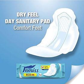 Dry Feel Day Eco Regular Pack of 4 (Each