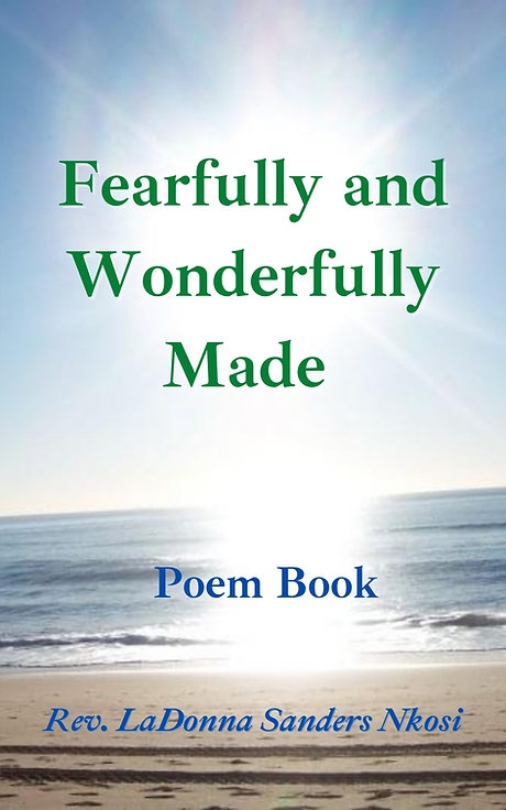 (Signed copy) Fearfully and Wonderfully Made
