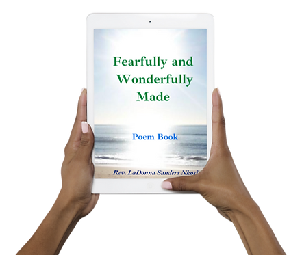 Fearfully and Wonderfully Made - Poetry eBook