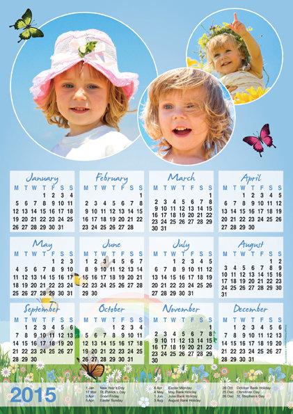 Calendar choice 9