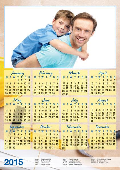Calendar choice 6